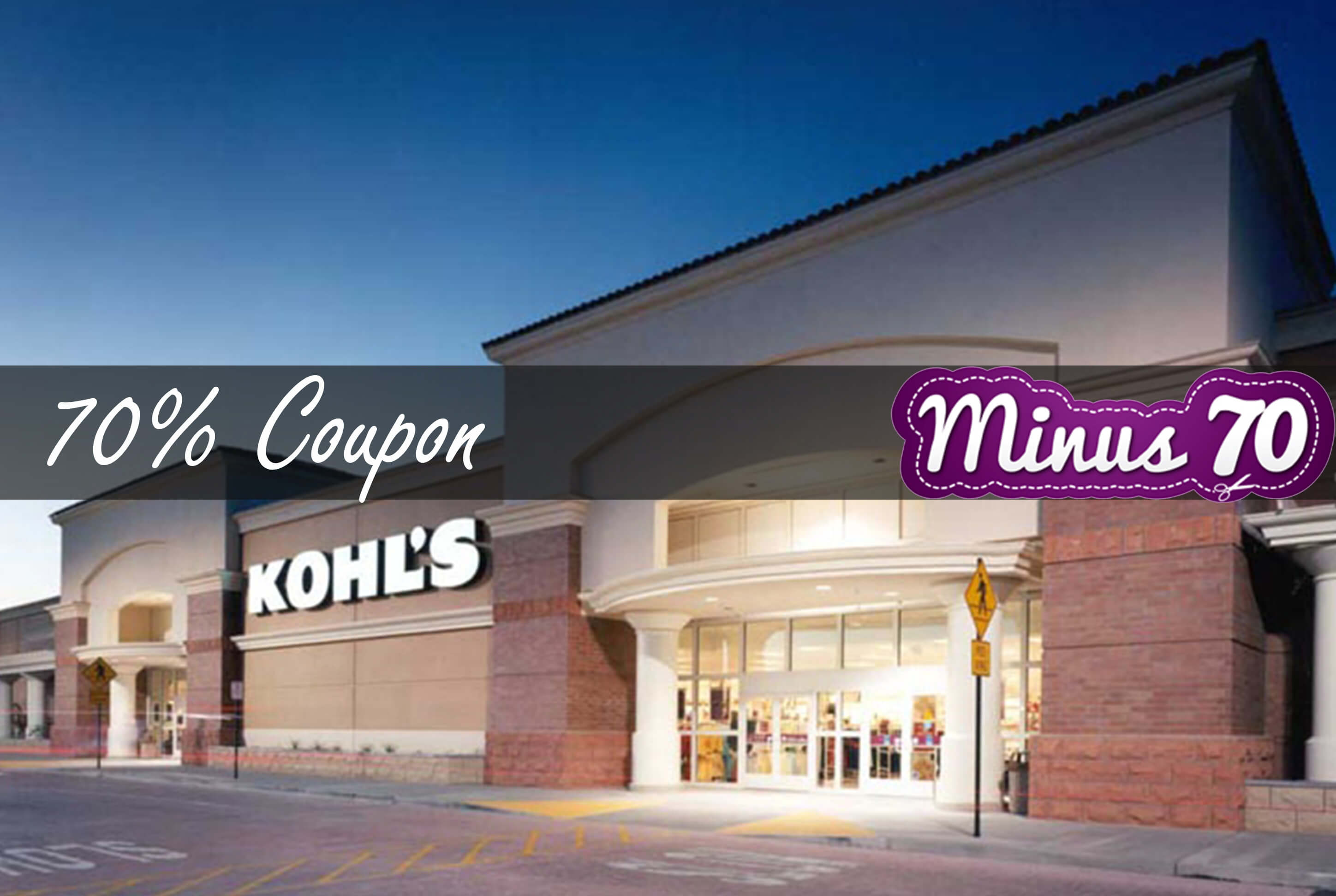 Kohl S 70 Off Discount Code Or 150 Kohl S Gift Card