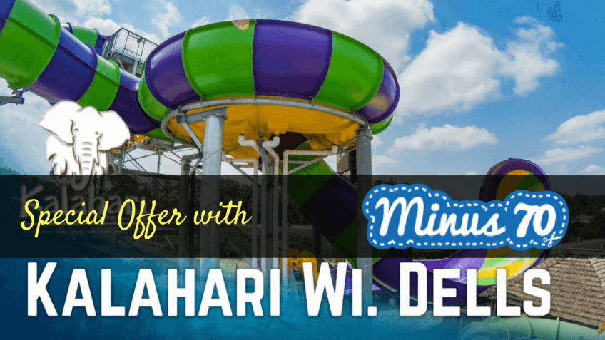 kalaharis wisconsin dells wisconsin special offer